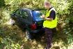 Kradzione auta ukryli w lesie