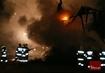 Spłonęła stodoła, policja zatrzymała podejrzanego